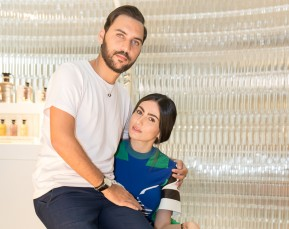 Ahmad Babbas and Diala Makki for Louis Vuitton | Event Photographer | Cameron Clegg Photography | Sydney, Australia