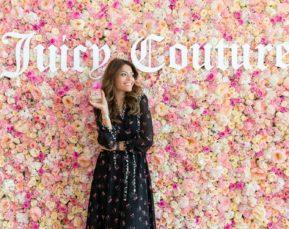 Alanoud Badr for Juicy Couture | Event Photographer | Cameron Clegg Photography | Sydney, Australia