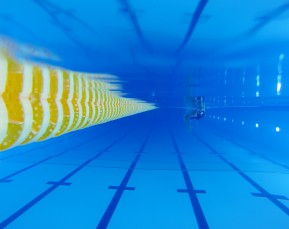 Ironman Swimmer David Labouchere   Sport Photographer   Cameron Clegg Photography   Sydney, Australia