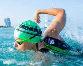 Ironman Swimmer Luke Mathews   Sport Photographer   Cameron Clegg Photography   Sydney, Australia