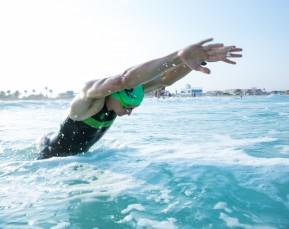 Ironman Swimmer Luke Mathews | Sport Photographer | Cameron Clegg Photography | Sydney, Australia