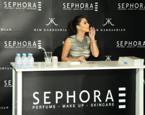 Kim Kardashian for Sephora | Event Photographer | Cameron Clegg Photography | Sydney, Australia