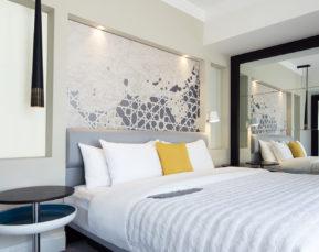 Le Meridien Hotel | Interiors Photographer | Cameron Clegg Photography | Sydney, Australia