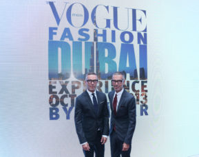 Dsquared2's Dean and Dan Caten for Vogue Fashions Night Out | Event Photographer | Cameron Clegg Photography | Sydney, Australia